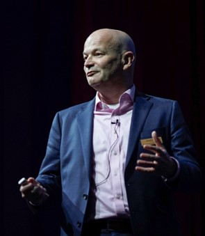 David Craig, CEO, Iceotope